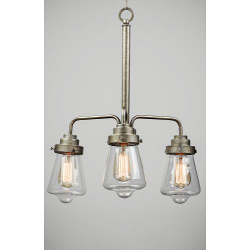 Cape Cod 3-Light Chandelier
