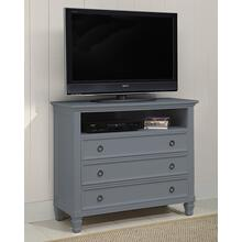 Tamarack Media Chest Grey
