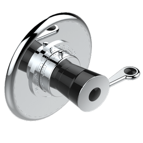 Trim plate and handle for eurotherm valve 8200/us & 8300/us