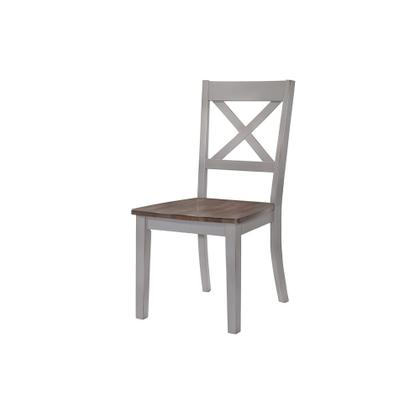 See Details - 5059 A La Carte Gray 2-Pack Dining Chair