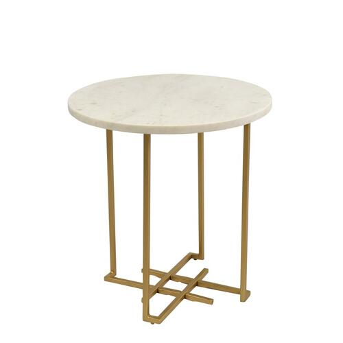 Pembroke Round End Table