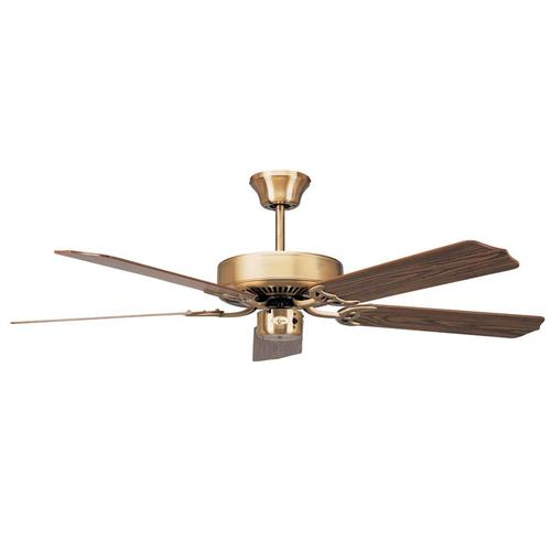 "52"" California Home Fan_Antique Brass"