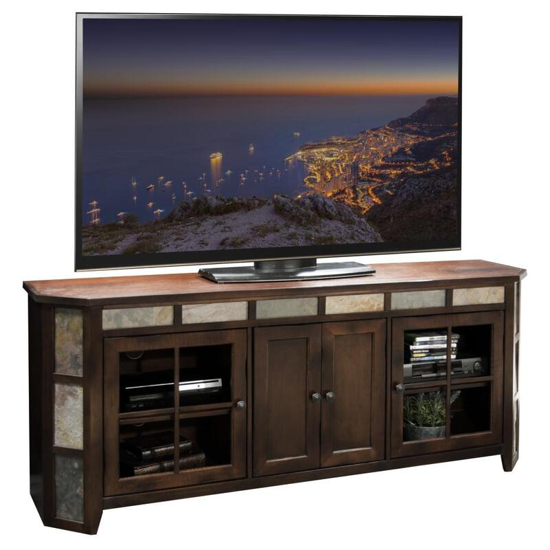 "72"" Console also available in 42"", 51"" and 63"""