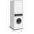 Additional SF7 Stacked Washer-Electric Dryer with Sanitize  5-Year Warranty