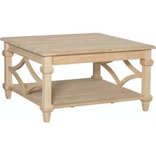 View Product - Devine Square Coffee Table