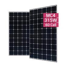 High Efficiency LG NeON® 2 Module Cells: 6 x 10 Module efficiency 19.2% Connector Type: MC4, MC4 Compatible, IP67