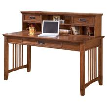 Cross Island Home Office Desk Hutch