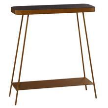 "MTL CONSOLE TABLE 31.5""W, 31.5""H"