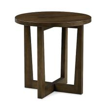 View Product - Liam Maple Round End Table