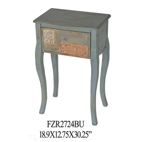 Product Image - 18.9X12.75X30.25 WOOD CHEST, 2 PC PK/ 6.04'