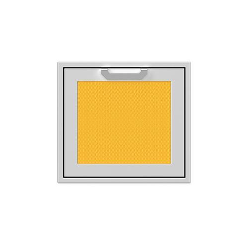 """Hestan - 24"""" Hestan Outdoor Single Access Door - AGADR Series - Sol"""