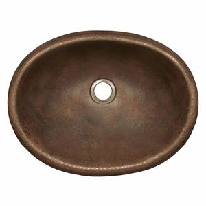 Rolled Baby Classic in Antique Copper Product Image