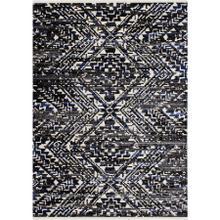 Calabar 8611 Black Grey Blue 6 x 8