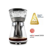 3-in-1 Specialty Coffee Brewer, SCA Golden Cup Certified, Glass Carafe, 8-Cup, ICM17270