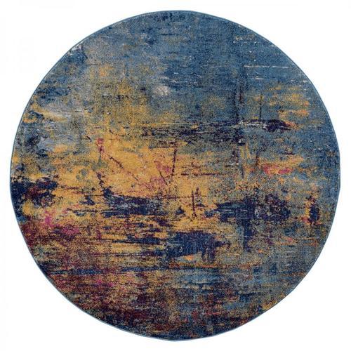 Manhattan Man-41 Orange Blue