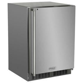 24-In Outdoor Built-In All Refrigerator With Maxstore Bin with Door Swing - Right