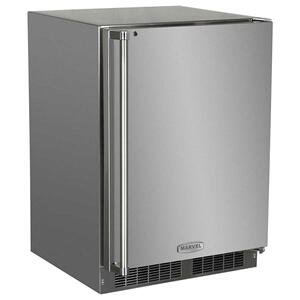 Marvel24-In Outdoor Built-In All Refrigerator With Maxstore Bin with Door Swing - Right