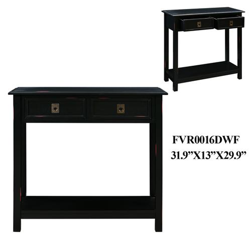 """Product Image - 31.9X13X29.9"""" END TABLE, 1 PC KD PK/3.16'"""