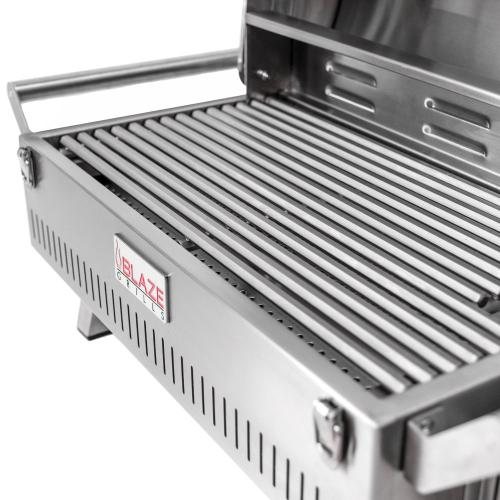 """Blaze Grills - Blaze Professional LUX """"Take It or Leave It"""" Portable Grill"""