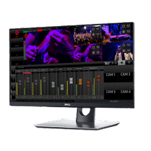 24-INCH TOUCHSCREEN MONITOR FOR ProHD STUDIO