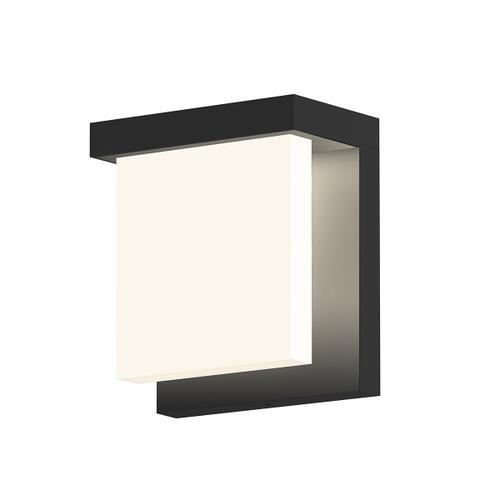 Sonneman - A Way of Light - Glass Glow LED Sconce [Color/Finish=Satin Black]