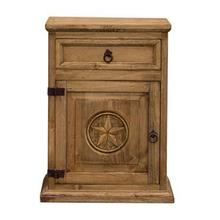 View Product - Nightstand W/Star (Right)