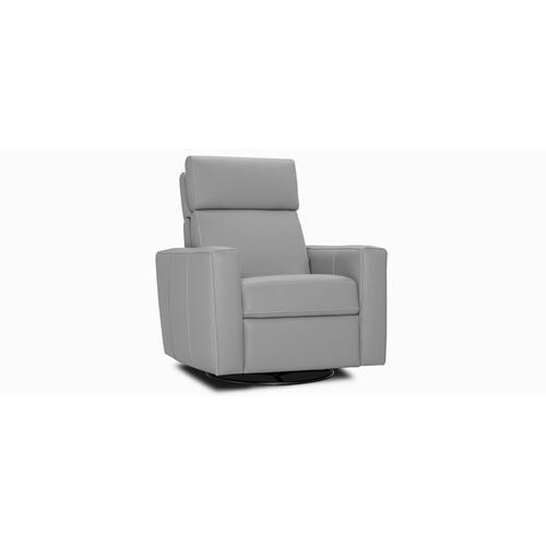 Edge Double Chair Swivel and rocking motion chair (163)