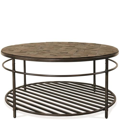 Hillcrest - Round Coffee Table - Cardamom Finish
