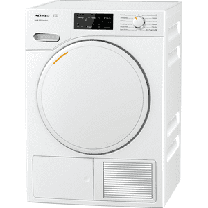 TWF160 WP Eco&WiFiConn@ct - T1 Heat-pump tumble dryer with WiFiConn@ct and FragranceDos. Product Image