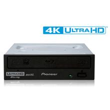 Internal BD/DVD/CD Writer with 4K ULTRA HD Blu-Ray Playback and M-Disc Support