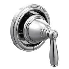 Brantford Chrome transfer valve trim