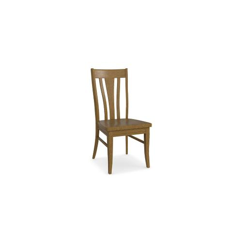 Bassett Furniture - Provisions Transitional Side Chair