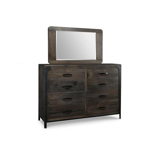 Handstone - Portland 8 Drawer Dresser