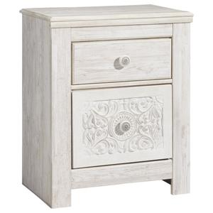 Ashley FurnitureSIGNATURE DESIGN BY ASHLEYPaxberry Nightstand