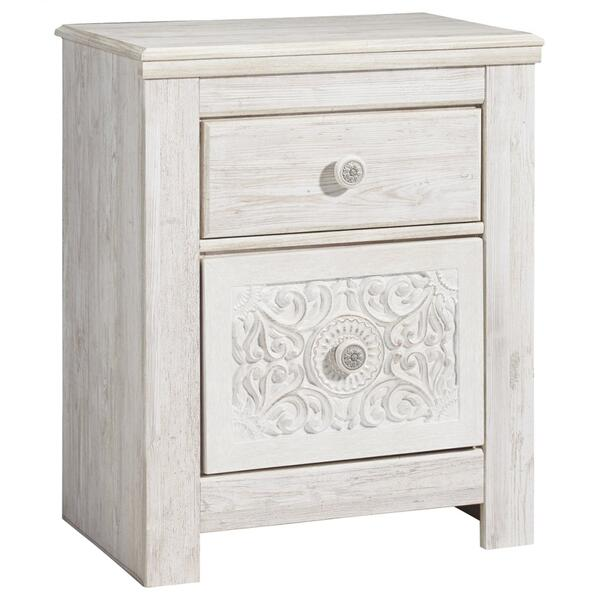See Details - Paxberry Nightstand