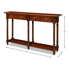 See Details - Josephson Console Table