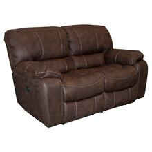 JUPITER - DARK KAHLUA Manual Loveseat