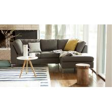 Salema 2-Piece Sectional Sofa With Chaise