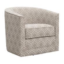 Milo Swivel Accent Chair, Coastal Tan U5029c-04-45a