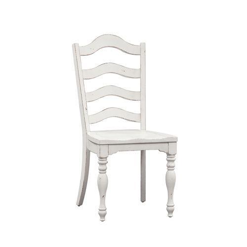 Gallery - 5 Piece Leg Table Set