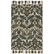 View Product - FH-04 Charcoal / Grey Rug
