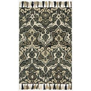 Gallery - FH-04 Charcoal / Grey Rug