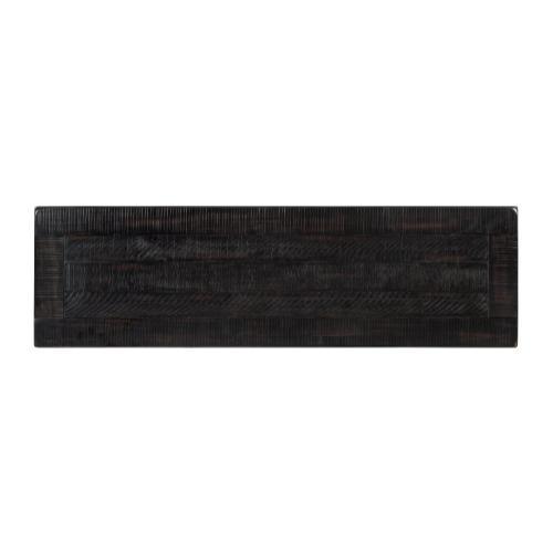 SOFA TABLE - Antique Black