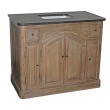 Bluestone Reclaimed 4-Door Vanity