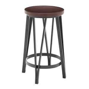 Accentrics Home - Adjustable Metal Barstool