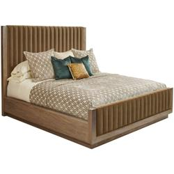 Woodwright Mulholland Upholstered California King Bed