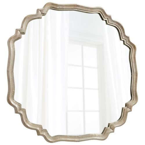 See Details - Medallion Mirror