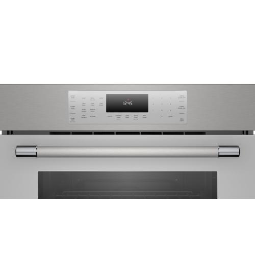 Double Wall Oven 30'' Professional Stainless Steel ME302YP