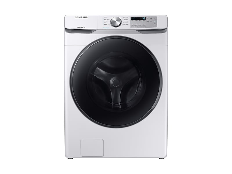 Samsung4.5 Cu. Ft. Front Load Washer With Steam In White