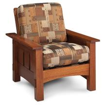 View Product - McCoy Easy Chair, Fabric Cushions